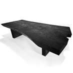 Reclaimed wood coffee table by Hudson Furniture